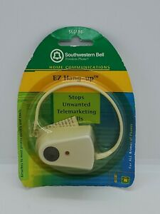 Southwestern Bell EZ Hang Up Home Communications , Block Unwanted Calls Spam NIP