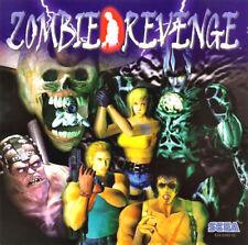 Sega Dreamcast Spiel - Zombie Revenge (mit OVP) (USK18) (PAL)