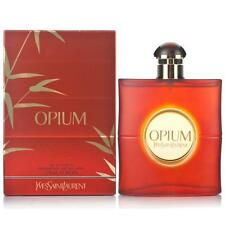 OPIUM Perfume BY Yves Saint Laurent YSL 3.0 oz edt Perfume Women NEW IN BOX