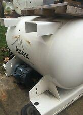 Apex Gardner Denver Air Compressor Tank 80 Gallon Rotary Screw No Motor No Pump