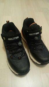 Turnschuhe Sneaker FILA Gr.35 Junge, Neuwertig da kaum getragen