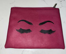 PINK BEAUTY POUCH TRAVEL MAKE UP BAG NEW