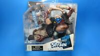 MCFARLANE SPAWN -THE ART OF SPAWN-COLLECTOR'S CLUB EXCLUSIVE CLOWN 5 NECA SOTA