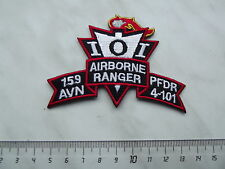 (A8-AD51) USA Abzeichen 159 AVN Airborn Ranger PFDR 4-101