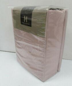 Kelly Hoppen Finest Bed Linen Luxury DOUBLE 6-pcs Bedding Set: Pink Dusk