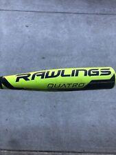 Rawlings Quatro Composite Baseball 27/17