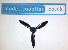 Dinky 718 Hawker Hurricane Mk II Reproduction Black Plastic Propeller