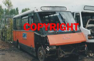 Bus Photo - GM Buses South 1664 MCW Metrorider withdrawn scrap