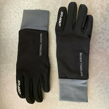 Seirus Xs Polartec Softshell All Weather Windproof Gloves, Black X-Small