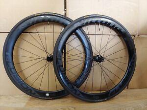Vittoria Elusion Carbon Tubeless Ready Clincher Wheelset - Ex-Demo