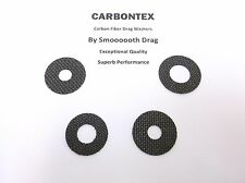 SHIMANO REEL PART Calcutta 700 (4) Smooth Drag Carbontex Drag Washers #SDS46