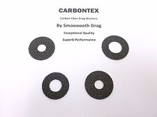 SHIMANO REEL PART Calcutta 700S (4) Smooth Drag Carbontex Drag Washers #SDS46