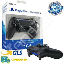 CONTROLLER SONY WIRELESS PS4 DUALSHOCK 4 PLAYSTATION 4 V2 JOYPAD NERO JOYSTICK
