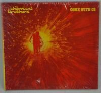 NEW Chemical Brothers - Come With Us Music Audio CD 2002 Virgin Records Digipak
