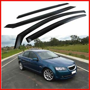 Weather Shields Weathershield Window Visor for Holden Calais VE Sedan 2006-2013
