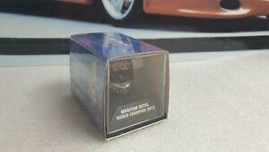 MINICHAMPS /F1  - SEBASTIAN VETTEL - CHAMP 2012 - 1/8 SCALE HELMET - 381 120201
