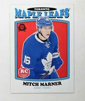 2016-17 O-Pee-Chee Retro #672 Mitch Marner - NM-MT