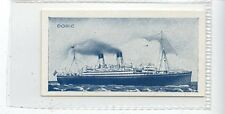 (JD1141-100)  DOMINION,OLD SHIPS,3RD SERIES,DORIC,1935,#23