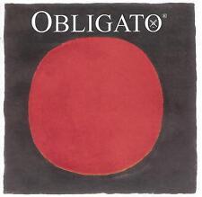 Pirastro OBLIGATO Violinsaiten Satz 4/4  G-D-A-E, E-Goldstahl, Geigensaiten,