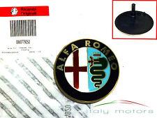 Original Alfa Romeo GTV Spider 916 Emblem Klappemblem Heckklappe NEU 60779250