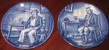 """Piatto In Ceramica """" ENOCH WEDGWOOD TUNSTALL LTD """" England 1835 / Pz.2"""
