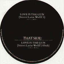 BLUE MERCEDES - Love Is La Pistola (Street Latina Wolff 3 Rmxs con) - Mca
