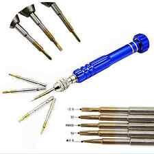 5in1 Screwdriver Bit Kit Repair Opening Tool For IPhone 4/4s/5/5c Samsung Nokia