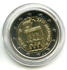 2 EURO SAN MARIN BU 2010