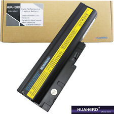 HUAHERO Battery for IBM Lenovo Thinkpad T60 T61 Z60 Z61 R60 R61 SL300 SL500 41+