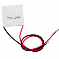CELULA PELTIER MODULO TERMOELECTRICO ENFRIADOR CALENTADOR 15V TEC1-12704 T5