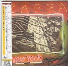 FRANK ZAPPA in new york CD mini lp JAPAN VACK-1223 new