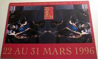 Advertising Film Festival De Femmes 1996 France - unposted