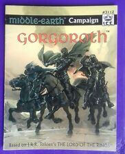 Gorgoroth middle-earth MERP fortress adventure RPG  I.C.E no maps