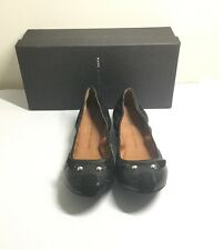 Marc by Marc Jacobs Mouse Leather Ballet Flat