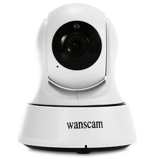 WANSCAM HW0036 IR WiFi Indoor 720 Wireless IP Security Camera Wide angle US PLUG