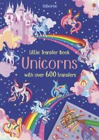 Little Transfer Book Unicorns by Hannah Watson (Paperback) FREE shipping $35