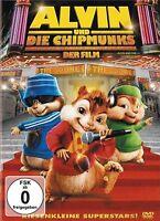 Alvin und die Chipmunks Der Film - DVD - OVP - NEU