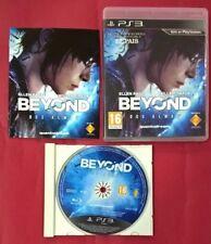 Beyond: Dos Almas - PLAYSTATION 3 - PS3 - USADO - MUY BUEN ESTADO