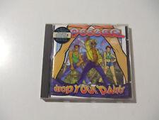 Sqeezer – Drop Your Pants - CD Audio Album Stampa 1996