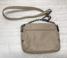 Anthropologie Leifsdottir Butter Leather Shoulder Bag Crossbody Small Purse