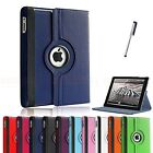 The Best Smart Leather Case Cover For Apple iPad 2 3 4 | Mini | Air | iPad Pro