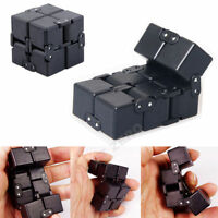 2019Hot sale Infinity Cube Mini Fidget Anti Anxiety Stress Relief Desk Toy Magic