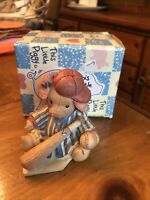 Vintage Enesco This Little Piggy Cried Whee Whee Whee All The Way Home Figurine