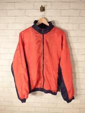 VTG Shell Suit Jacket Top Festival Tracksuit Windbreaker 80s/90s Large #B3083
