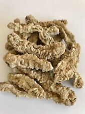 Premium Sundried GOLD Sea Cucumber Medicinal Gamat Delicious Chinese Delicacy UK