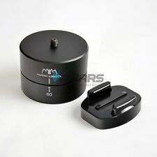 For GoPro Time Lapse 360 rotating 60 Minutes Drift time + Quick Release Mount