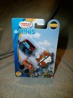 Fisher-Price Thomas & Friends Minis Model Trains 3 Pack