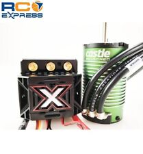 Castle Creations-1/8 Monster X 25.2V ESC 8A BEC with 1515-2200KV -CSE010-0145-03