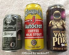 Foolproof Revery Revival 94 HJY Potter Narragansett Autocrat Beer Cans Empty Lot