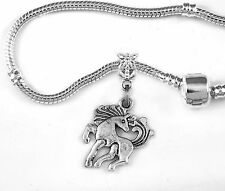 Horse bracelet pony bangle horse jewelry wild fire best present gift horsey pony